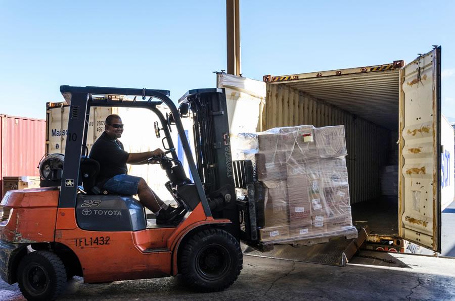 Inter Island Freight