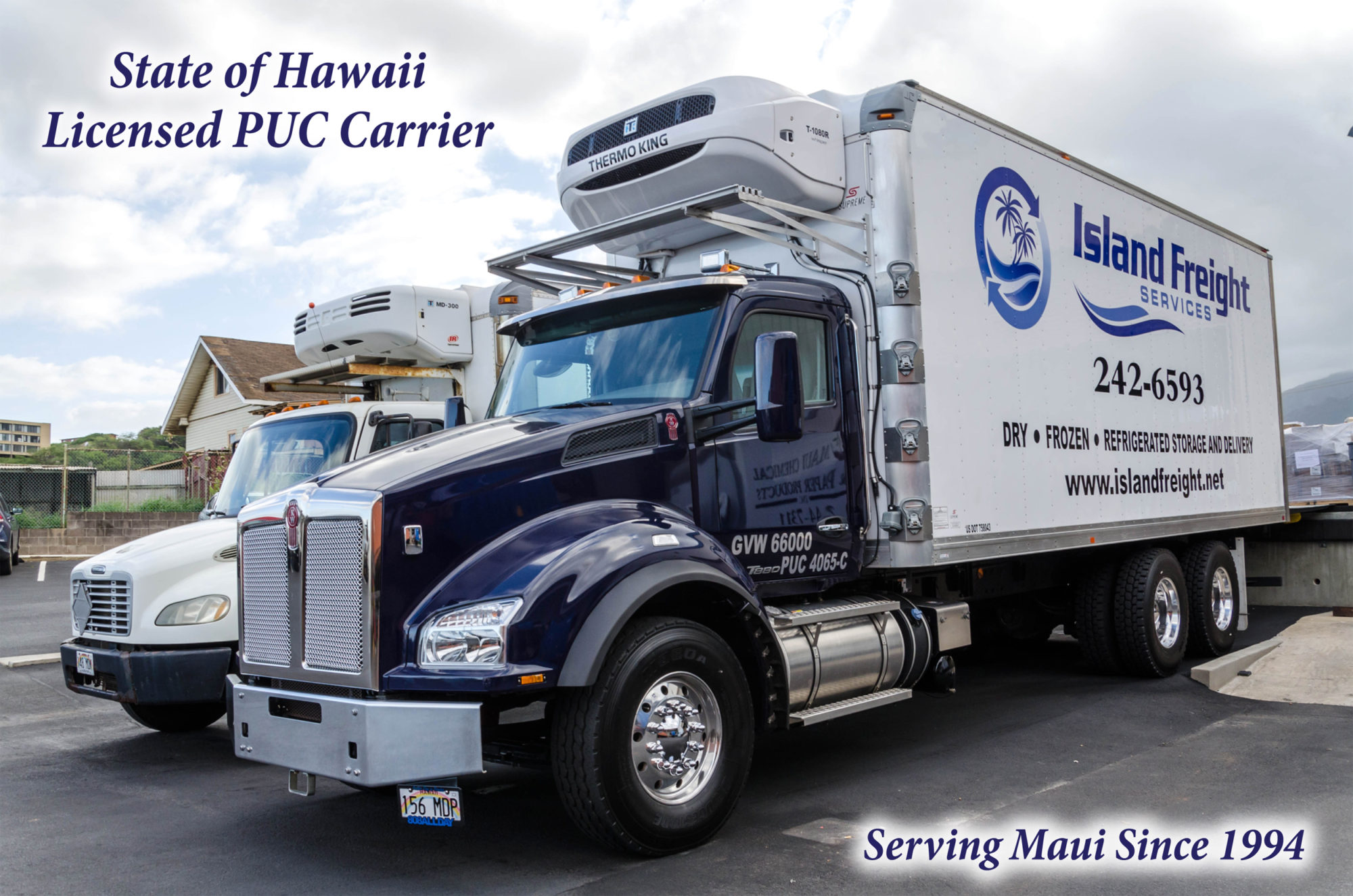 Island Freight Services